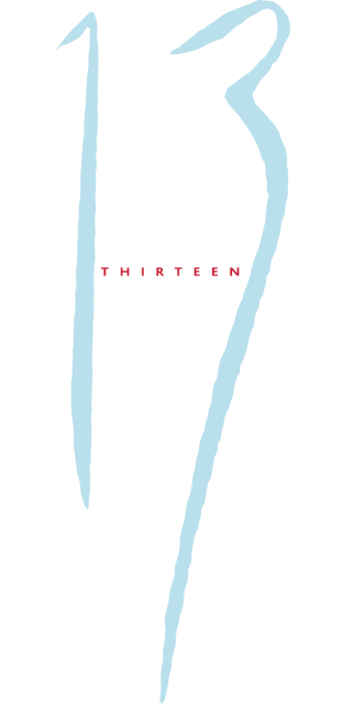 Sub 13 Cocktail Bar logo