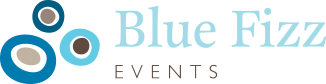 Blue Fizz Events logo